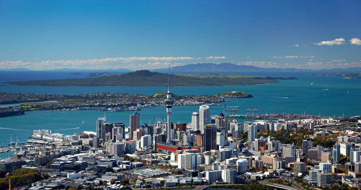 New Zealand Day 1: Auckland