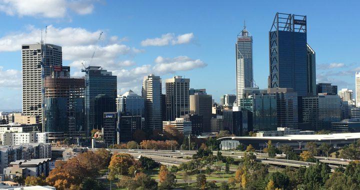 Perth May 2016