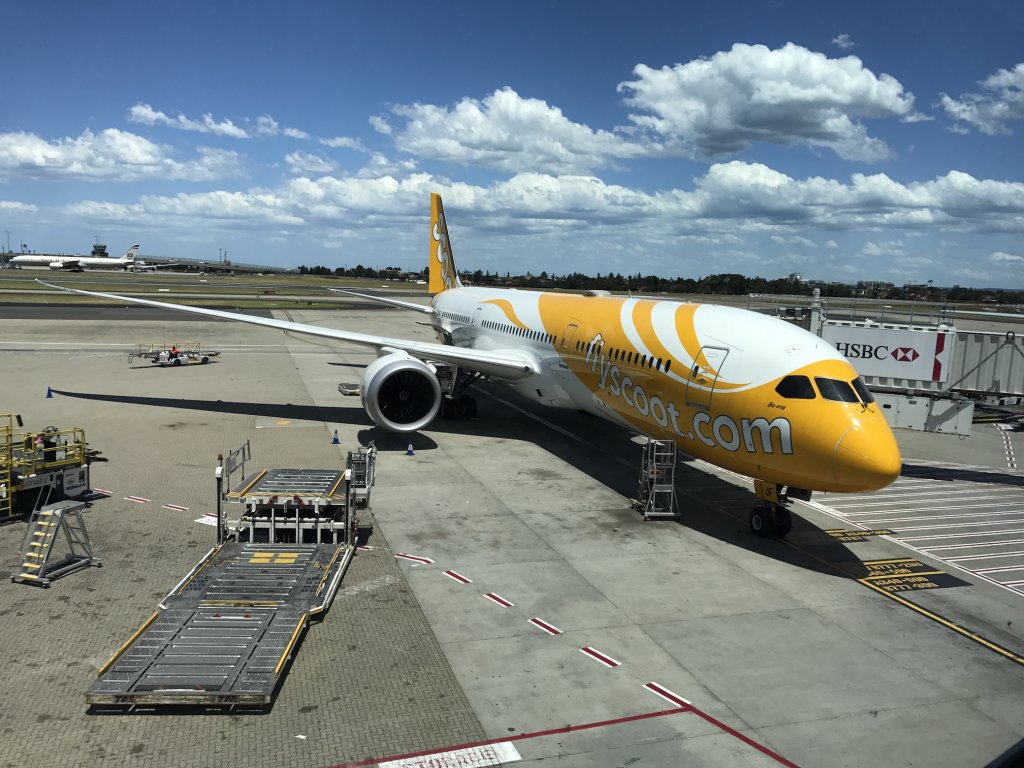 Scoot 787-9 9V-OJF
