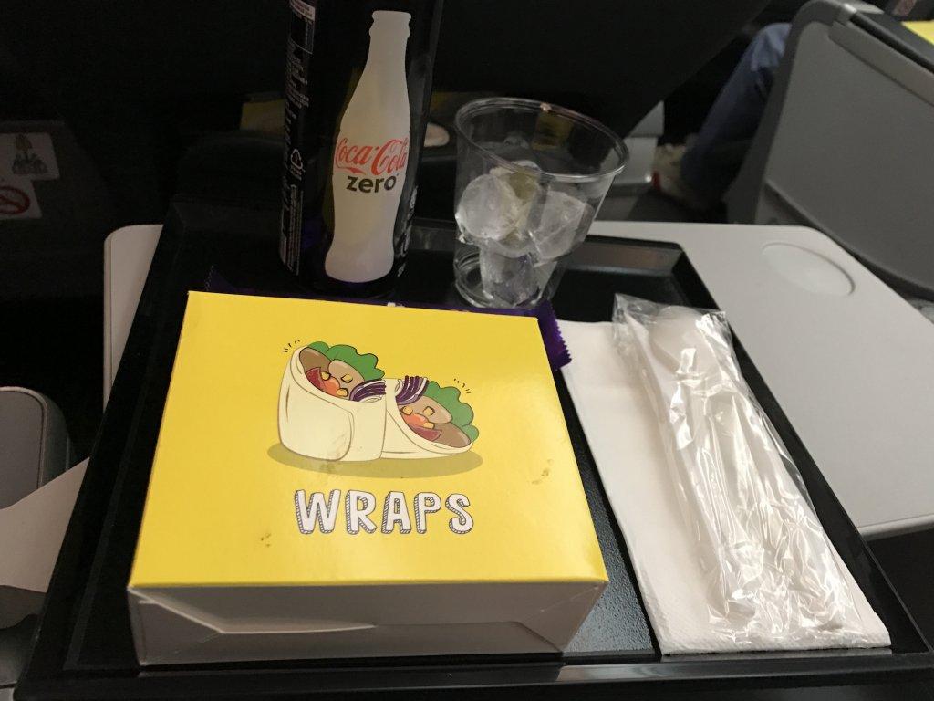 Scoot Breakfast Wrap
