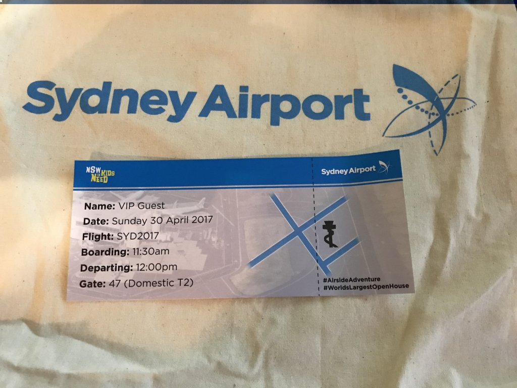 Sydney Airport Open Day