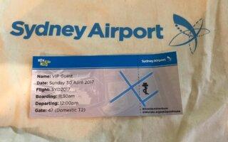 2018 Sydney Airport Air Side Tour
