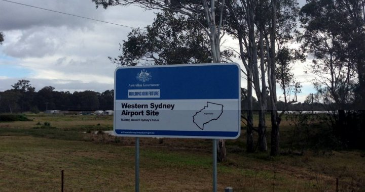 Western Sydney Airport Refusal
