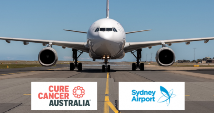 Cure Cancer Sydney Airport Runway Run