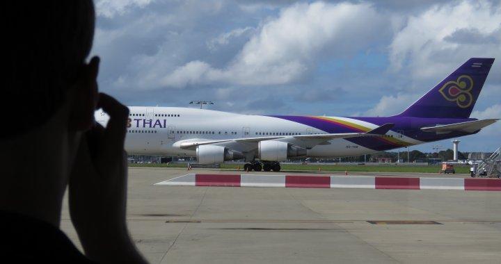 Sydney Airport Plane Spotting