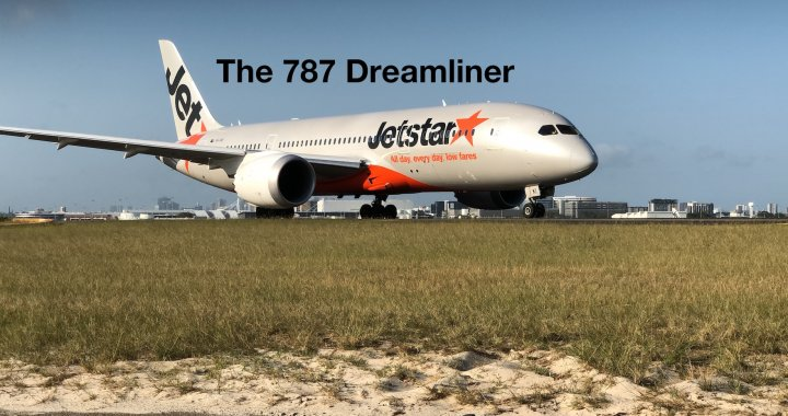 The 787 Dreamliner Compilation