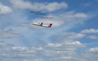 Sydney Plane Spotting 16 February 2019