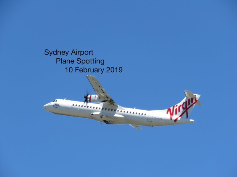 Sydney Plane Spotting 10 February 2019 | Fly With Me