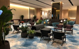 Changi Lounge Jewel