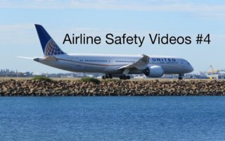 Airline Safety Videos #4