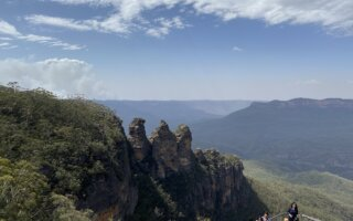 Blue Mountains Day Train Trip