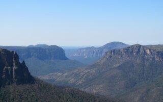 Blue Mountains Road Trip